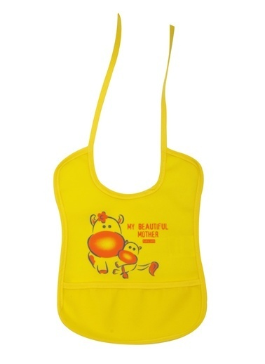 Baby Jem Önlük Sarı